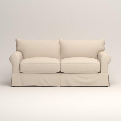 Jameson Sleeper Sofa Upholstery: Jackson Oyster Microsuede