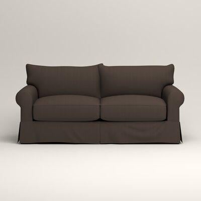 Jameson Sleeper Sofa Upholstery: Jackson Storm Microsuede
