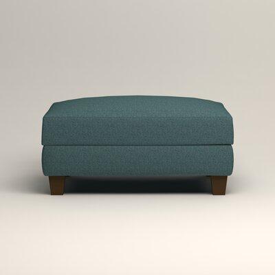 Fairchild Ottoman Upholstery: Lizzy Prussian