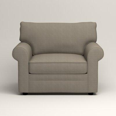 Newton Side Chair Color: Bryant Slate Textured Slub