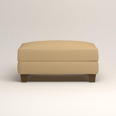 Fairchild Ottoman Upholstery: Trillion Saffron