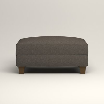 Fairchild Ottoman Upholstery: Lizzy Graphite