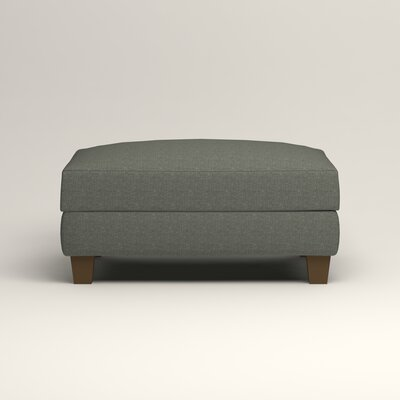 Fairchild Ottoman Upholstery: Lizzy Surf