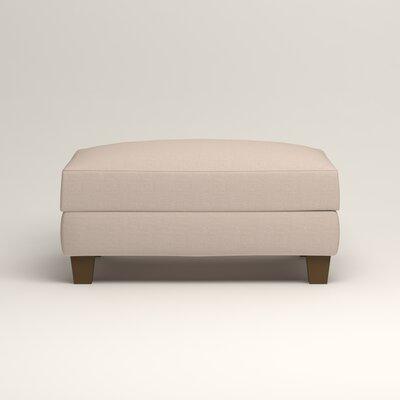 Fairchild Ottoman Upholstery: Lizzy Linen