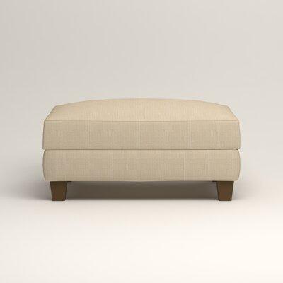 Fairchild Ottoman Upholstery: Hilo Flax