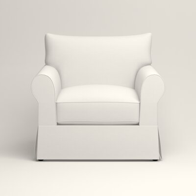 Jameson Chair Fabric: Truman Cloud White Twill