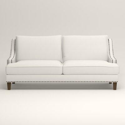 Larson Sofa Upholstery: Truman Cloud White Twill
