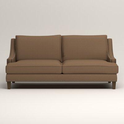 Larson Sofa Upholstery: Jackson Bark Microsuede