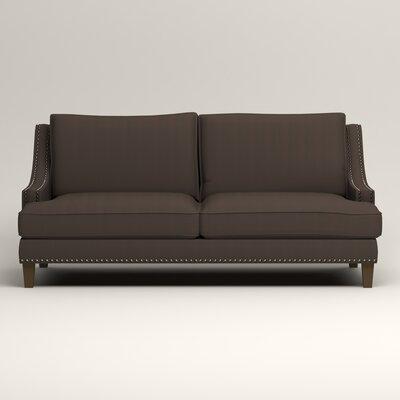 Larson Sofa Upholstery: Microsuede Charcoal