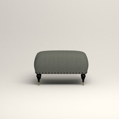 Shephard Ottoman Upholstery: Lizzy Surf
