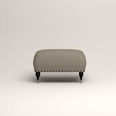 Shephard Ottoman Upholstery: Hilo Seagull