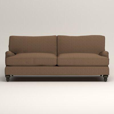 Montgomery Upholstered Sofa Upholstery: Lizzy Hemp