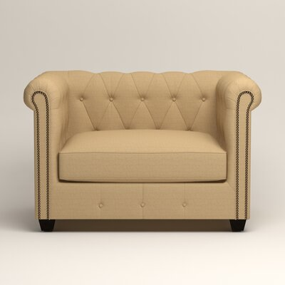 Hawthorn Chair Color: Bailey Barley Blended Linen