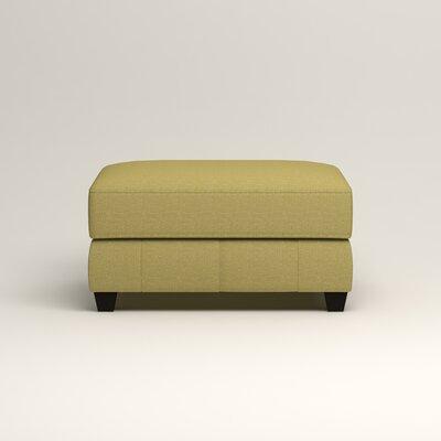 Hawthorn Ottoman Upholstery: Lizzy Kiwi