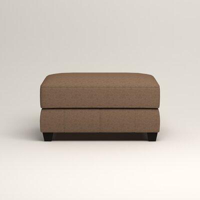 Hawthorn Ottoman Upholstery: Lizzy Hemp