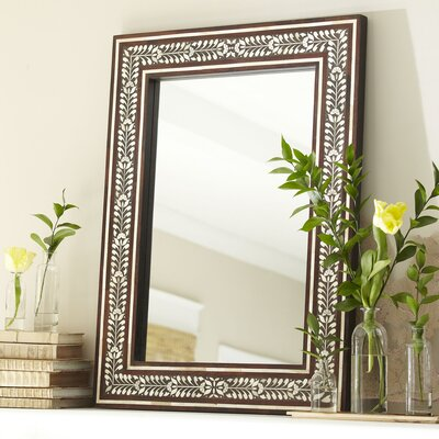 Rimini Bone Inlay Mirror