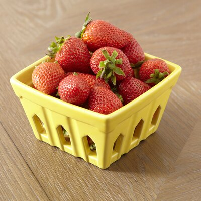 Berry Basket Color: Yellow