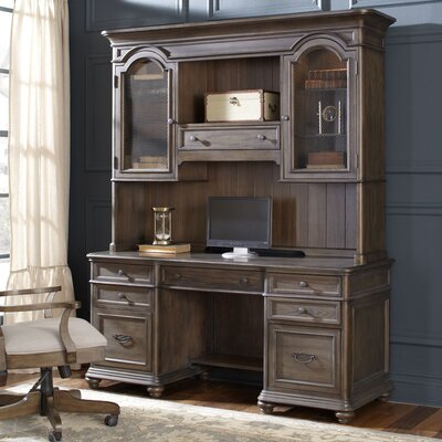 Palomares Executive Desk Hutch Product Picture 151