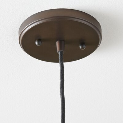 Antioch Mini Pendant Finish: Burnished Bronze