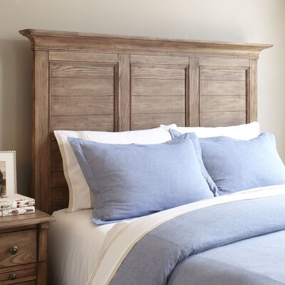 Phelan Wood Headboard Size: Queen