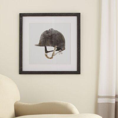 Glendale Hat Framed Print