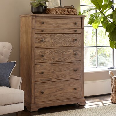 Phelan 6 Drawer Standard Chest