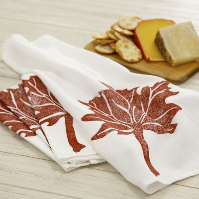 Autumn Maple Napkins