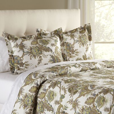 Ellis Duvet Size: Full / Queen