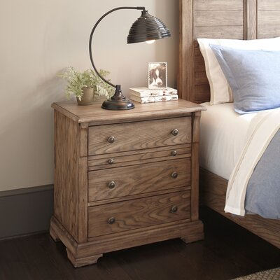 Phelan 4 Drawer Nightstand