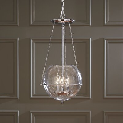 Sanford Pendant Finish: Autumn Bronze
