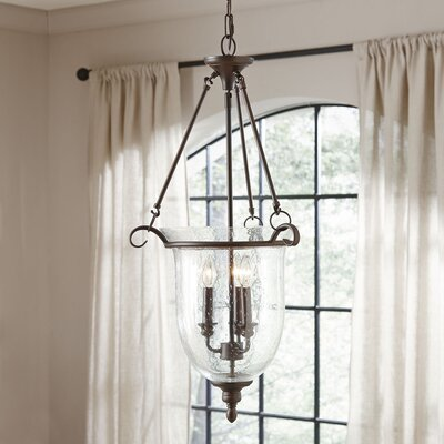 Conway Pendant Finish: Burnished Bronze
