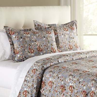 Poppy Duvet Cover Size: King