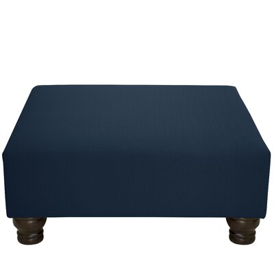 Belmeade Cocktail Ottoman Upholstery: Marlow Midnight