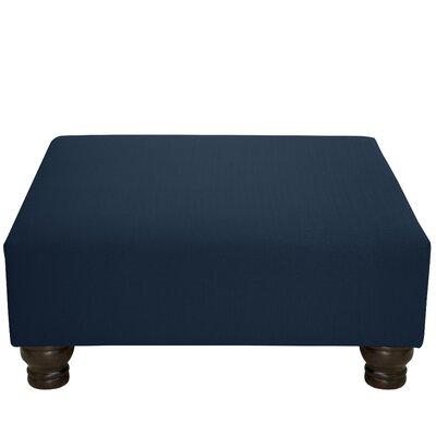 Belmeade Ottoman Upholstery: Marlow Midnight