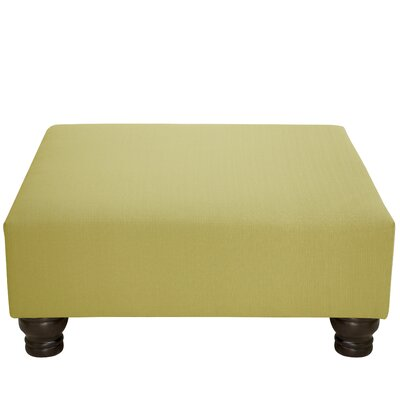 Belmeade Cocktail Ottoman Upholstery: Marlow Avocado