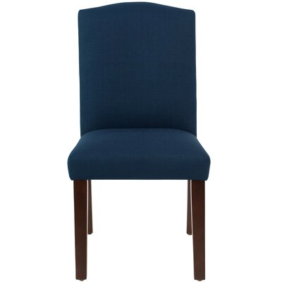Bishop Side Chair Upholstery: Marlow Midnight