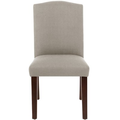 Bishop Side Chair Upholstery: Marlow Stone