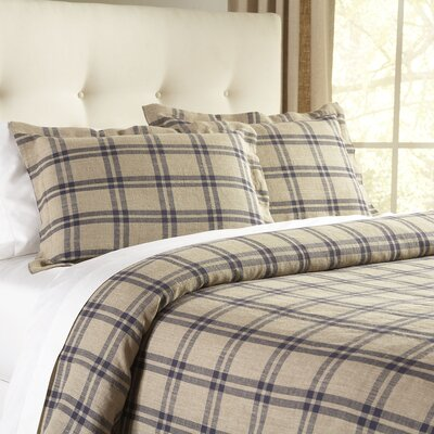 Casey Plaid Bedding Collection