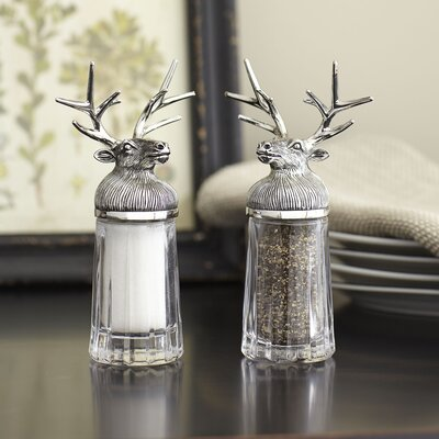Reindeer Salt & Pepper Shakers