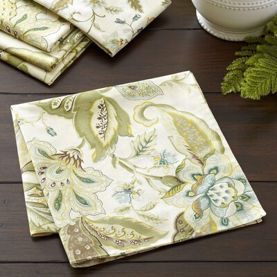 Virginia Napkins (Set of 6) Color: Blue
