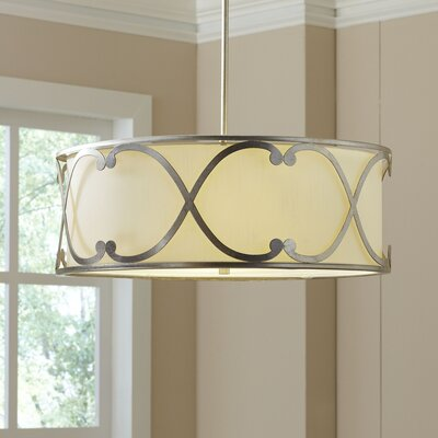 Kingfield Pendant Finish: Winter Gold