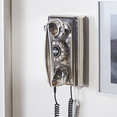 Birch Lane Classic Wall Phone