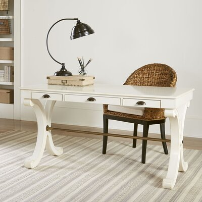 Willowbrook Desk Finish: White Product Picture 2416