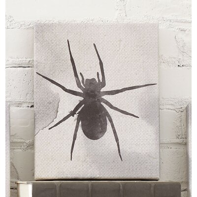 Spider Canvas Print
