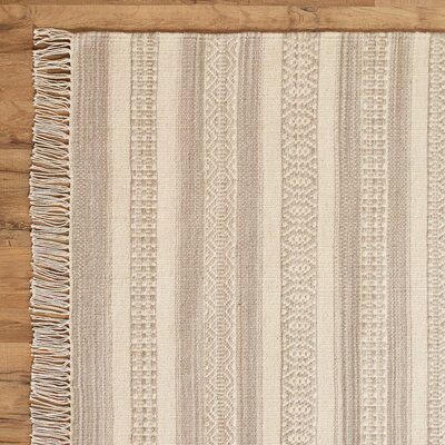 Sawyer Light Gray Rug Rug Size: Runner 26 x 8