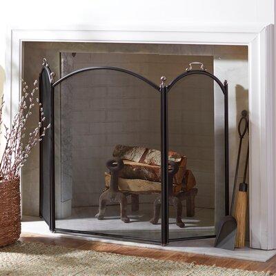 Matlock 3-Panel Fireplace Screen BL8560 39259761