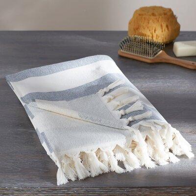 Jessa Fouta Towel Color: Royal Blue