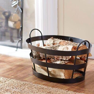 Bates Wrought Iron Basket