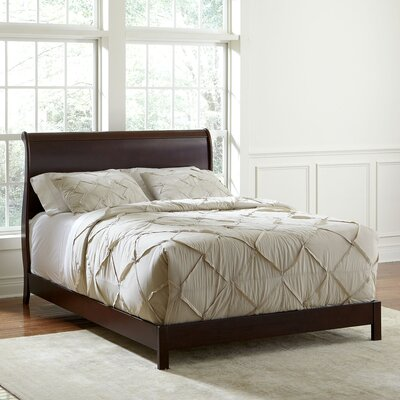 Lancaster Sleigh Bed Size: King