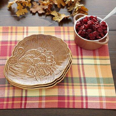 Turkey Dinner Plates